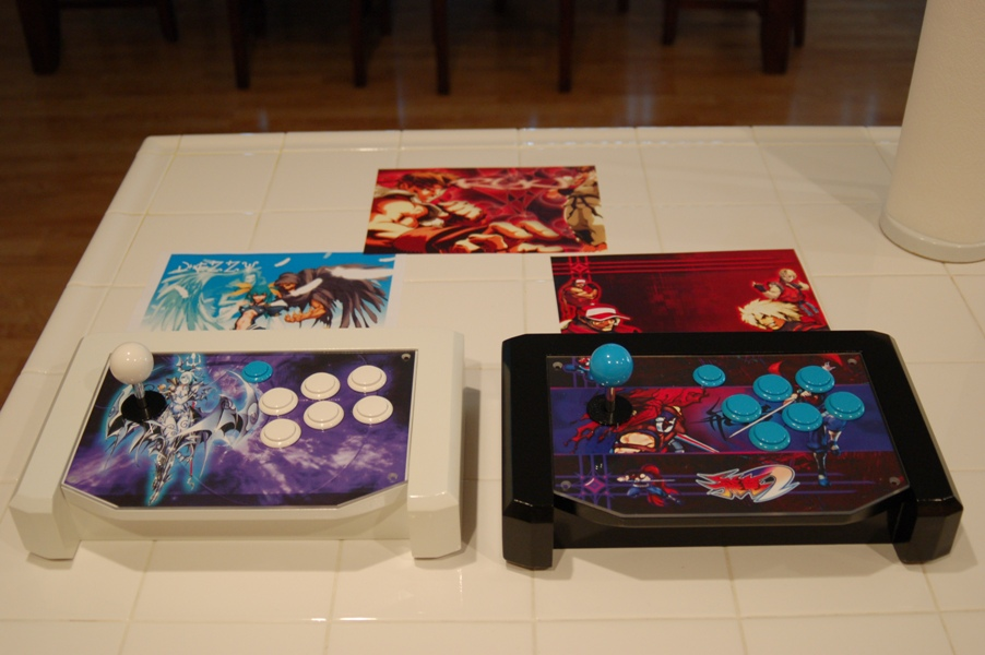 custom arcade sticks