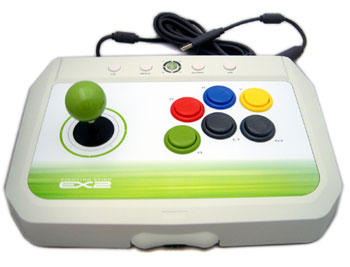 Hori EX2 Xbox 360 Arcade Stick Review – The Stupid Gamer