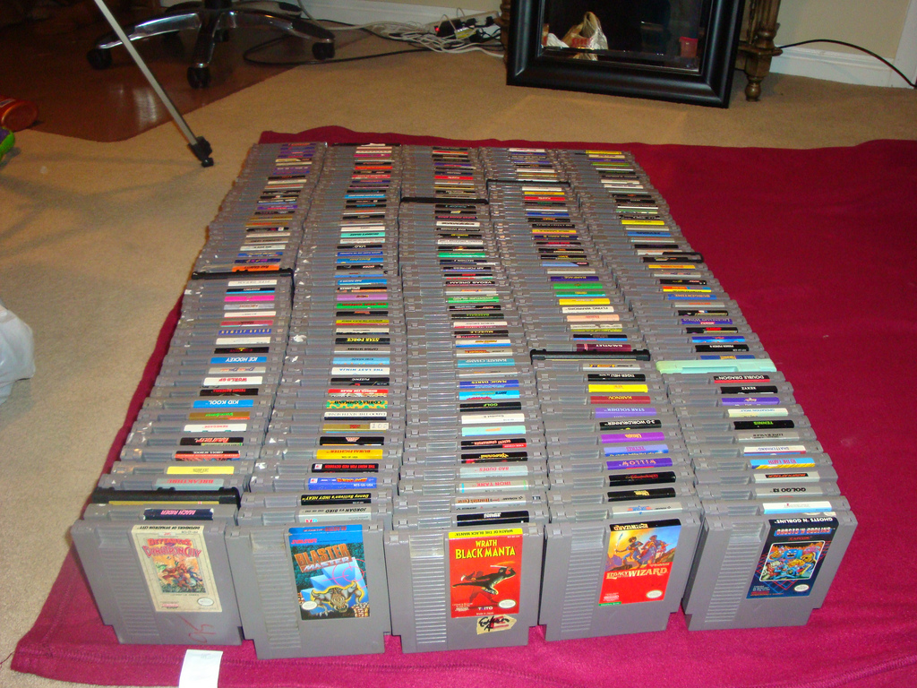 NES-haul-day-one